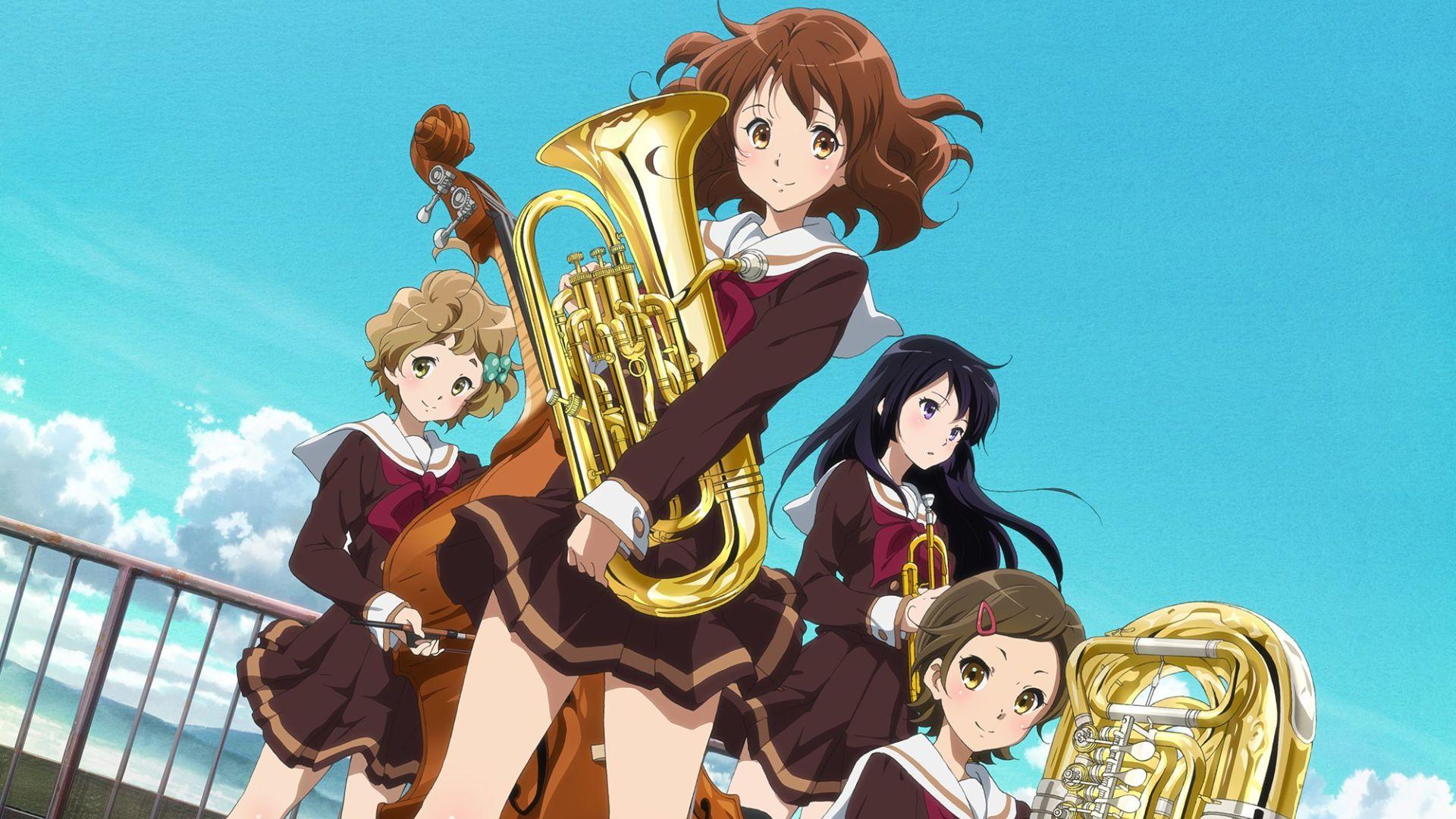 京アニ作品 響け ユーフォニアム モデルの学校が吹奏楽コンクールで金賞 りろうしblog